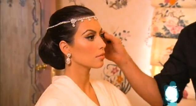 Kim Kardashian Wedding Makeup Tutorial JaqsMakeupLoft